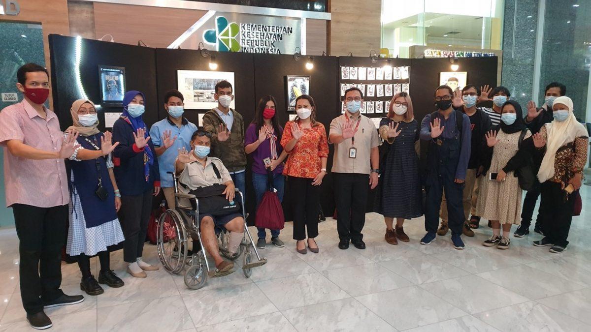 Press release Pamerang Karya Seni Lungscape