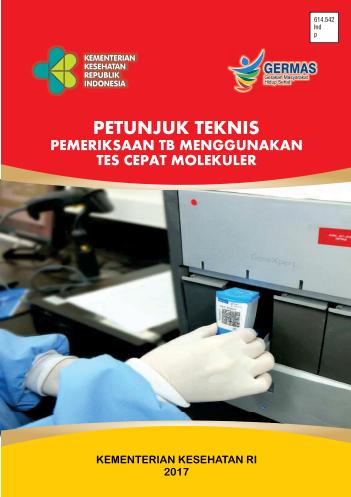 Petunjuk Teknis Pemeriksaan TBC